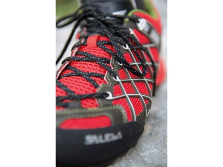 Buty Salewa MS WILDFIRE VENT - 2715/Walnut/Mayan Blue
