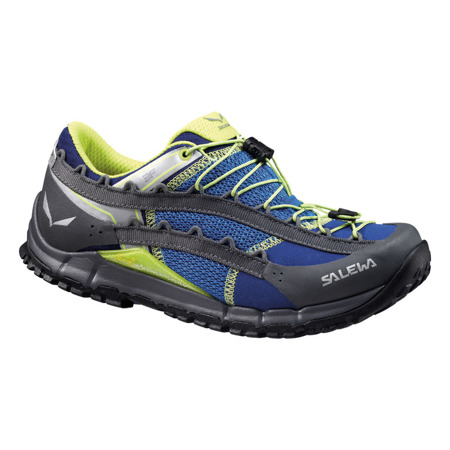 Buty Salewa SPEED ASCENT - 2416/Spectrum Blue/Smoke