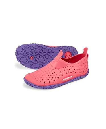 Buty do wody Speedo JELLY JF - B560/pink/purple