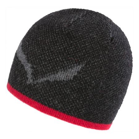 Czapka Salewa ORTLES WO BEANIE - 0911/black out