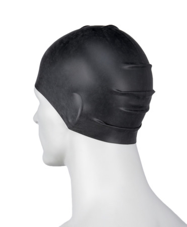 Czepek pływacki Speedo Long Hair Cap Black
