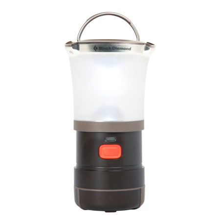 Lampa BLACK DIAMOND TITAN LANTERN dark chocolate