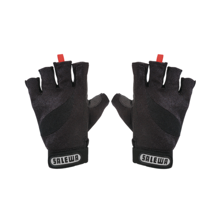 Rękawiczki Salewa VIA FERRATA GLOVES - 0091/Black