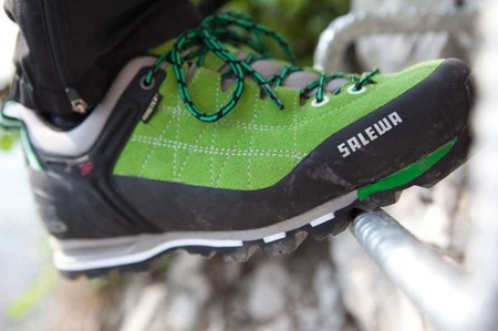 Salewa MS MTN TRAINER GTX-PELLE buty męskie Apple