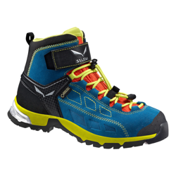 Buty dziecięce JR ALP PLAYER MID GTX - 8668/Black Out/Holland