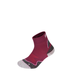 Skarpety Salewa APPROACH SHORT K SOCKS - 6501/raspberry
